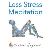 Image for Less Stress Meditation Free Download
